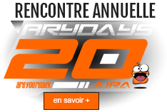 ARYDAYS 2020 | KTM-areyouready.fr